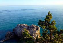 Morze Śródziemne Hiszpania