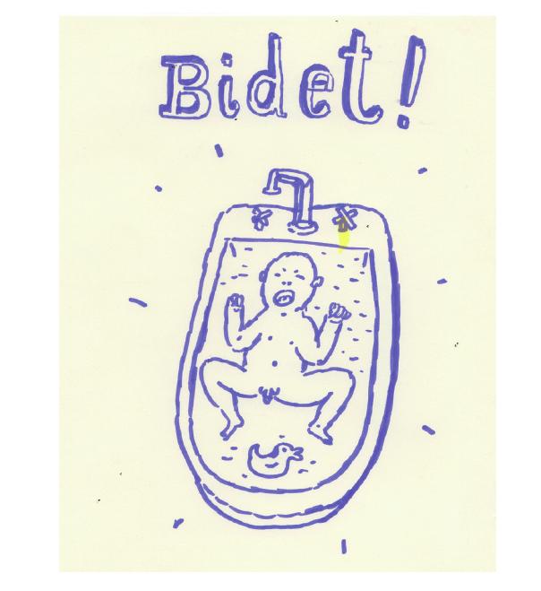 bidet