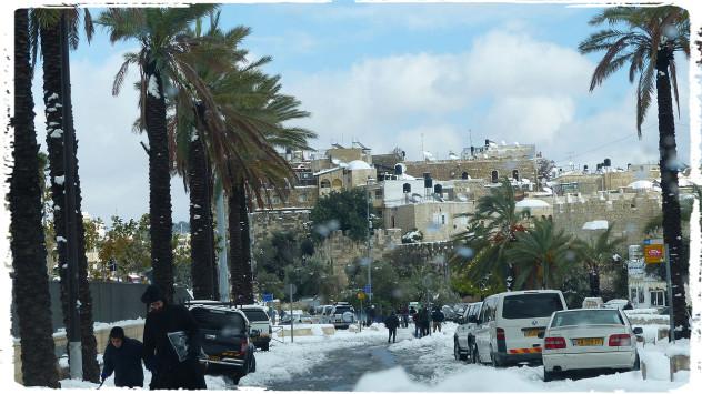 PikiWiki_Israel_33840_Jerusalem_of_Snow_2013_Fotor