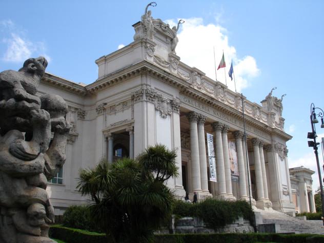 GalleriaNazionaleArteModerna